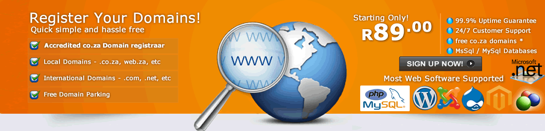 Looking for that Ideal domain name for email hosting, why not start now.