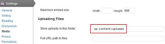 wordpress media upload path Fix | Thumbnails Not Working in a WordPress Theme From Elegant Themes