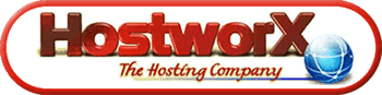 HostworX - The hosting company logo